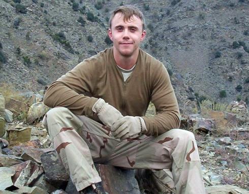 Staff Sgt Robbie Miller